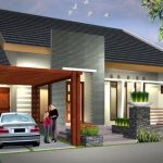Bentuk Atap Rumah Panjang Minimalis