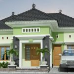 Contoh Gambar Rumah Minimalis Type 21 1 Lantai