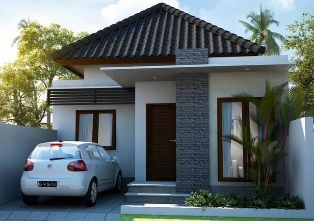 Contoh Rumah Minimalis Sederhana 1 Lantai Type 36
