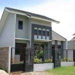 Contoh Rumah Minimalis Sederhana 2 Lantai | Contoh Rumah Minimalis Sederhana 1 Lantai Type 36