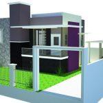 Contoh Warna Cat Rumah Minimalis Modern | Model Rumah Minimalis Modern Idaman
