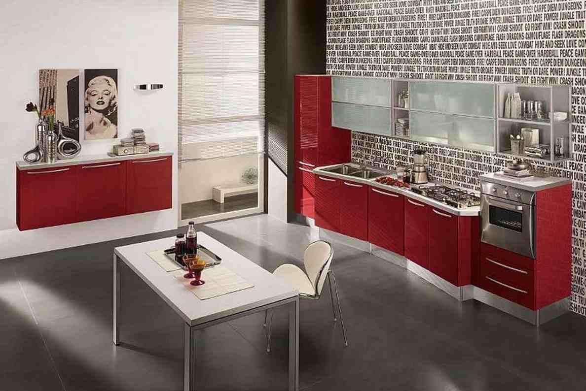 Dapur Rumah Minimalis Sederhana | Warna Cat Dapur Minimalis Sederhana
