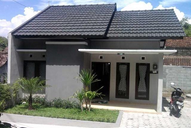 Desain Atap Rumah Minimalis 1 Lantai