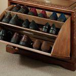Desain Rak Sepatu Kayu Minimalis | Contoh Rak Sepatu Besi Minimalis