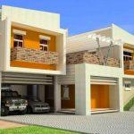 Desain Rumah Mewah Minimalis Modern | Desain Foto Rumah Mewah 2 Lantai