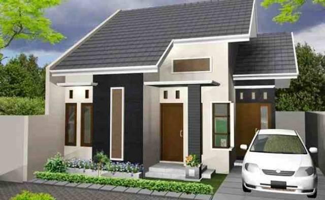 Desain Tampak Depan Rumah Minimalis 1 Lantai | Contoh Tampak Depan Rumah Minimalis Type 36