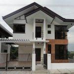 Fasad Rumah Klasik Minimalis Modern