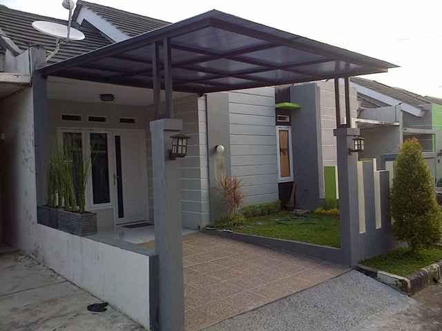 Foto Kanopi Carport Minimalis Terbaru | Desain Atap Carport Kayu