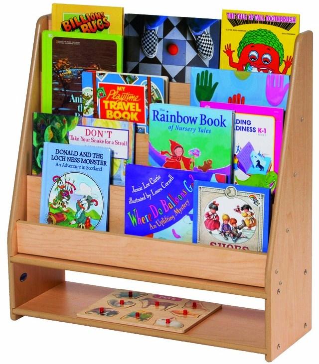 Foto Rak Buku Anak | Desain Gambar Lemari Buku