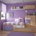 Gambar Kamar Tidur Minimalis Ukuran 3x4