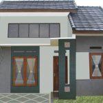 Gambar Rumah Minimalis Sederhana 1 Lantai Type 21