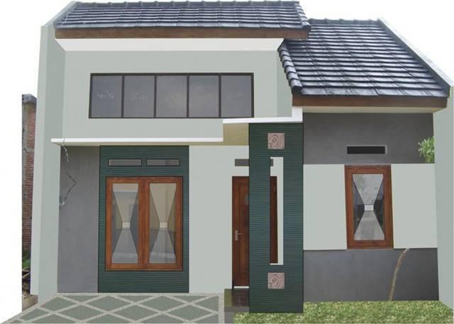 Gambar Rumah Minimalis Sederhana 1 Lantai Type 21 | Gambar Desain Rumah Minimalis Sederhana 2 Lantai