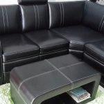 Gambar Sofa Kulit Minimalis