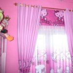 Gorden Warna Pink Hello Kitty