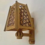 Lampu Hias Dari Bambu | Lampu Gantung Klasik