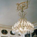 Lampu Hias Gantung Kristal | Lampu Hias Dari Stik Es Krim