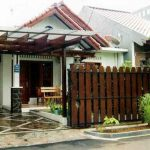 Model Carport Berbahan Kayu | Model Atap Carport Berbahan Beton