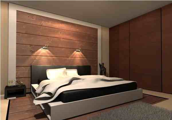 Model Desain Kamar Tidur Utama Elegan | Model Desain Kamar Tidur Minimalis
