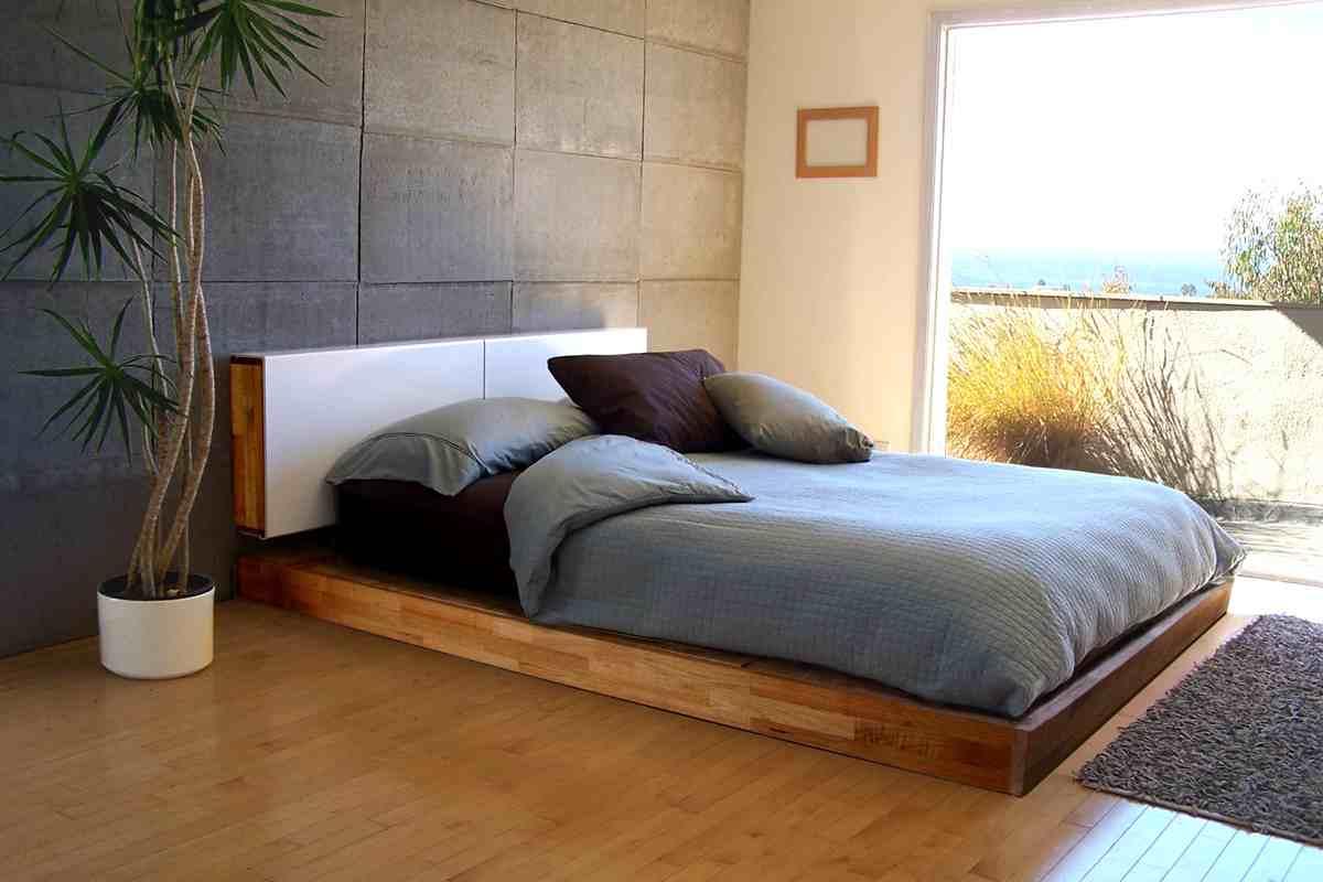 Model Kamar Tidur Sederhana Modern | Model Desain Kamar Tidur Utama Elegan