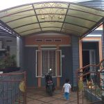 Contoh Kanopi Rumah Minimalis Modern | Contoh Kanopi Ruko Minimalis