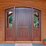 Contoh Kusen Pintu Kayu Klasik