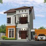 Contoh Rumah Minimalis Type 45 2 Lantai