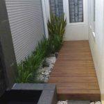 Contoh Taman Kecil Di Belakang Rumah