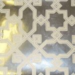 Contoh Wallpaper Dinding Foil Modern