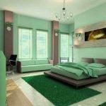 Contoh Warna Cat Kamar Tidur Minimalis Cerah