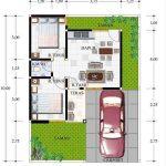 Desain Rumah Kecil Minimalis Type 21 Nyaman