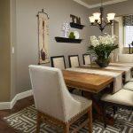 Desain Ruang Makan Mewah Modern | Desain Ruang Makan Dengan Meja Bundar