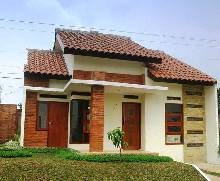 √ 45 desain minimalis sederhana di kampung & desa tapi mewah