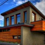Eksterior Rumah Dengan Ventilasi Yang Baik