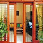 Foto Pintu Geser Utama Minimalis Modern | Foto Desain Pintu Dua Minimalis