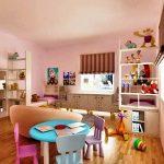 Interior Ruang Bermain Anak Sederhana | Gambar Ruang Bermain Anak Laki-laki