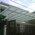 Model Canopy Carport Minimalis