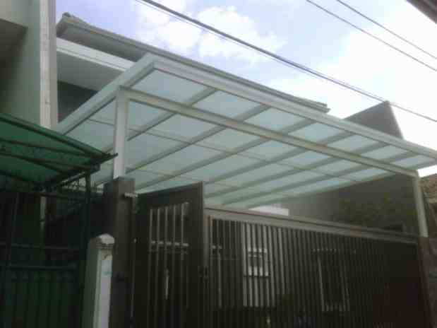 Model Canopy Carport Minimalis | Kanopi Teras Rumah Minimalis