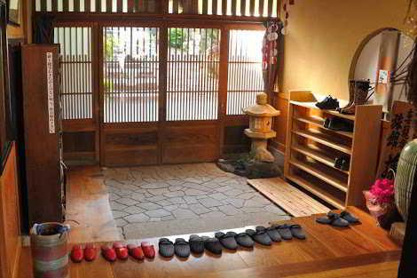 Model Interior Rumah Jepang