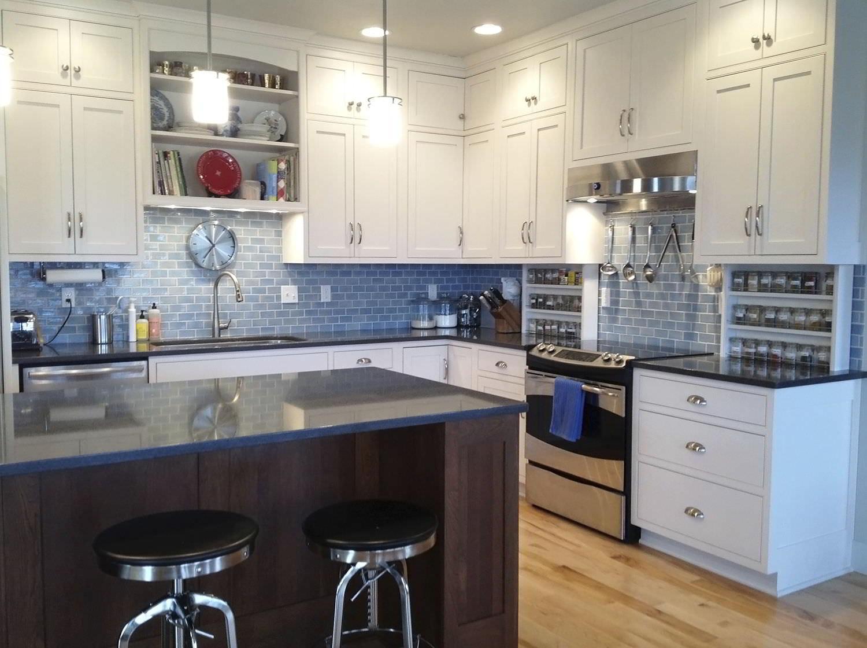 Model Keramik Dinding Dapur Warna Biru | 24 model + harga keramik dinding ruang tamu, kamar mandi & dapur minimalis | 24 Model dan Harga Keramik Dinding Minimalis Terbaru
