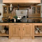 Model Kitchen Set Kayu Jati Sederhana Minimalis