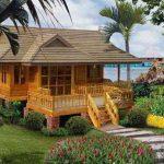 Model Rumah Panggung Sunda Minimalis