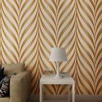 Motif Wallpaper Dinding Minimalis Modern